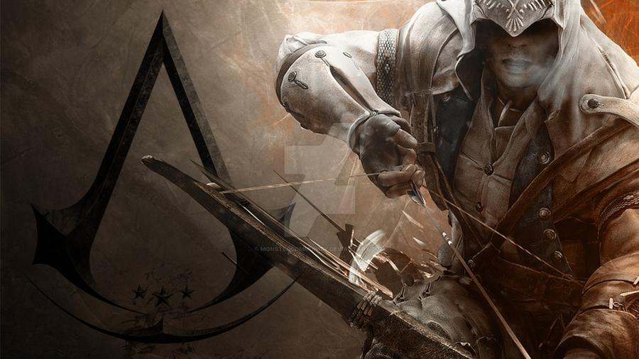 Assassins Creed III Wallpaper P2 By MonsterCommunity