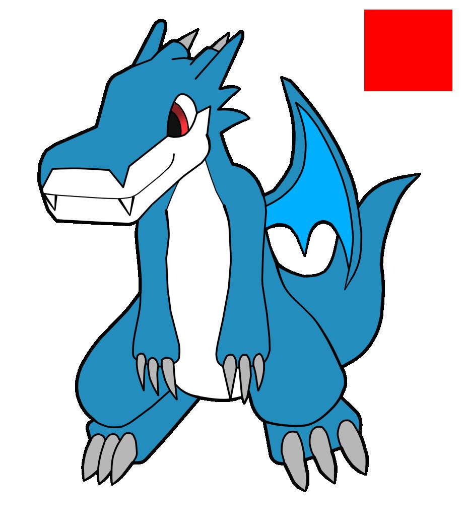 Dan the Dragon (v2) by Zenkon13