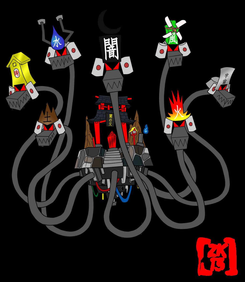 Zenkon, Father of Darkness by Zenkon13