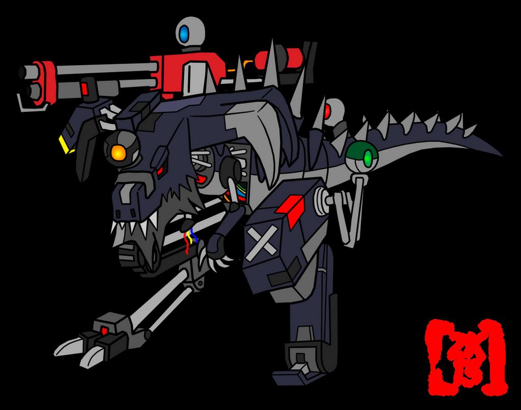Dead-R REX by Zenkon13