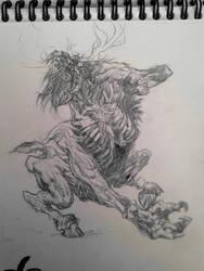 Wendigo (sketch)