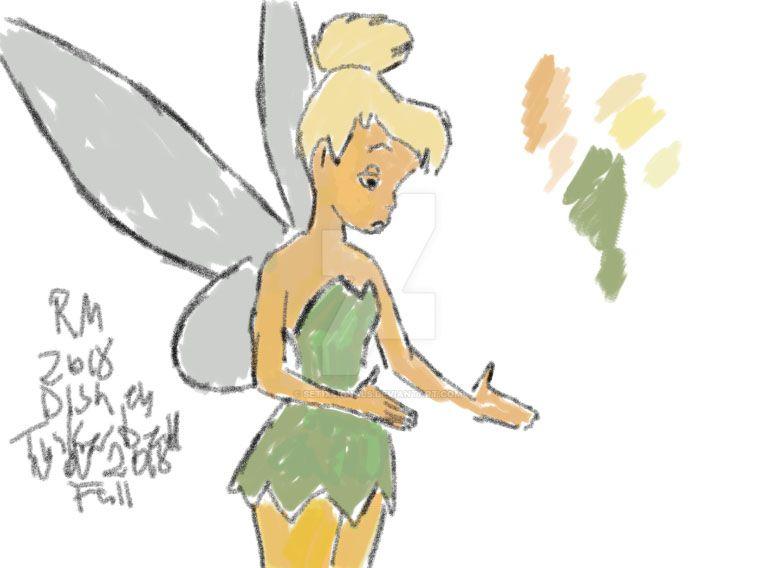 Disney  Tinkerbell Rm Nov Fall 2018 Rm by setixsignals