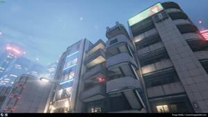 Sampa - Building Tops