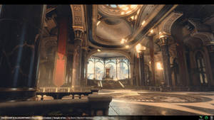 Temple Of Utu - Unreal Engine 4 Environment - 02
