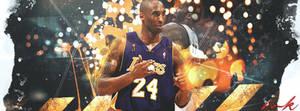 Kobe Bryant #24 facebook cover