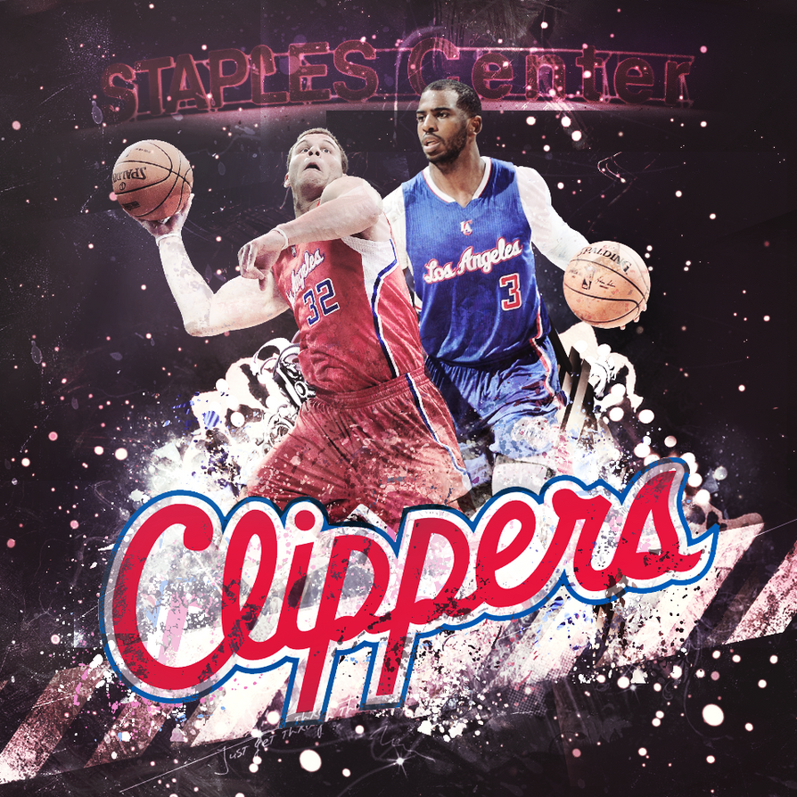 l a clippers wallpaper by mk design0 on deviantart
