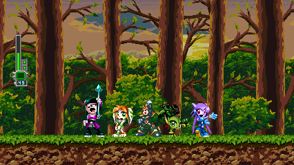 Excitement for Freedom Planet 2! by SoundFX09
