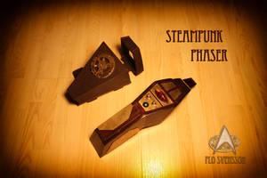 Steampunk Phaser 1