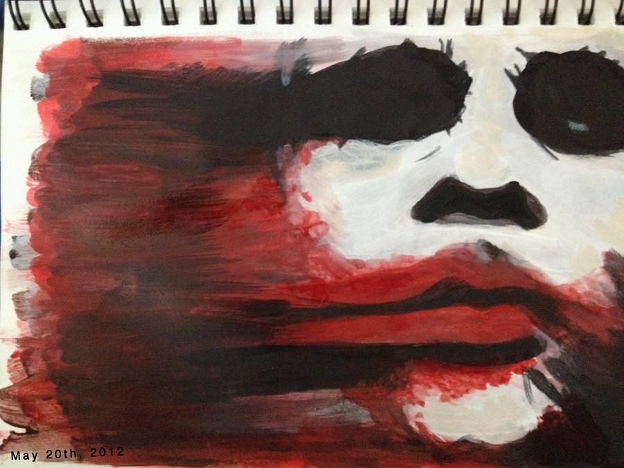 The Joker by onlyjess