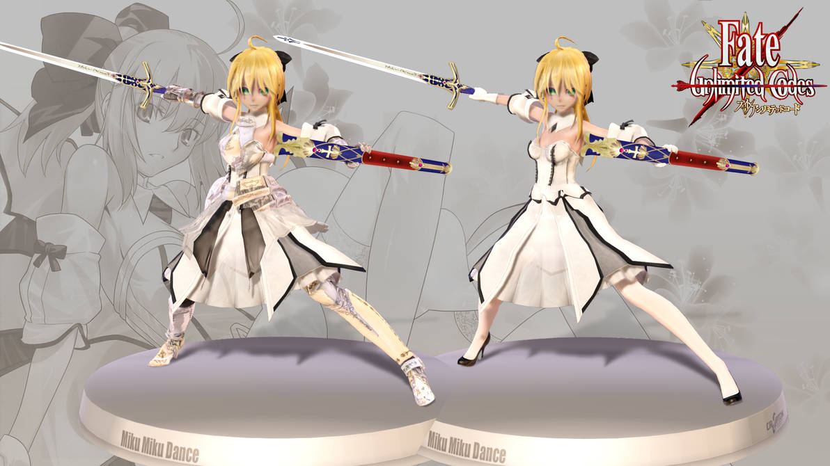 tda saber lily ver 1 00 download     by samsink on deviantart