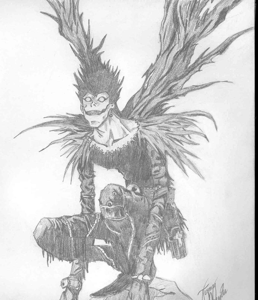 Ryuk by Frubafan3 on DeviantArt