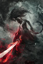 Samurai's soul by iVANTAO
