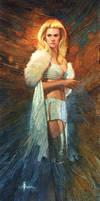 Emma Frost by iVANTAO