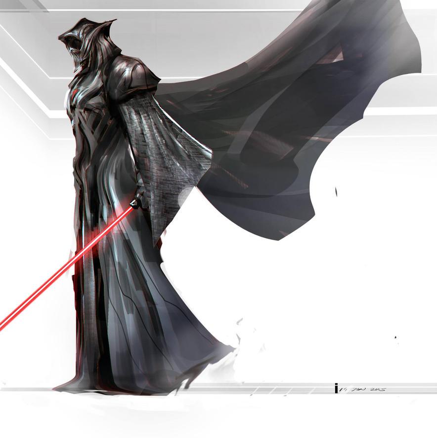 Darth Vader by ivangod