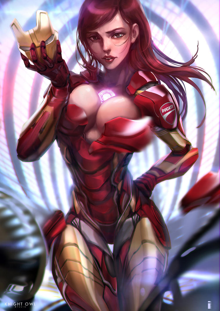 iron widow by ivangod