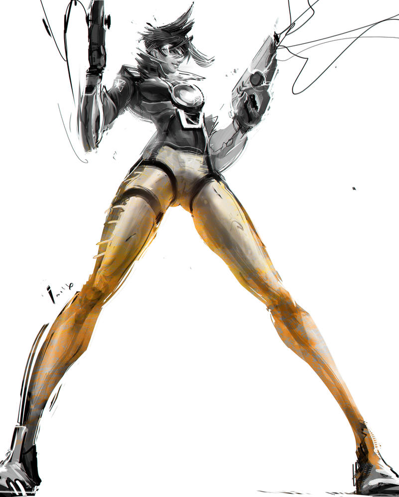Tracer by ivangod