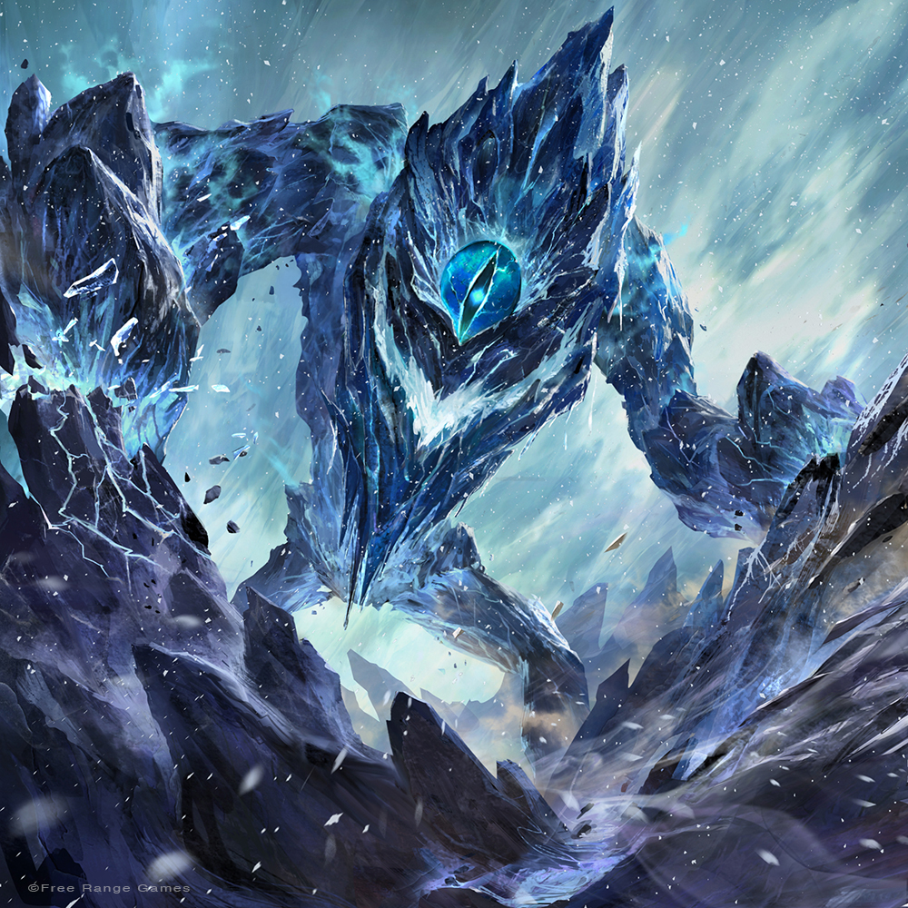 Cryofiend by iVANTAO