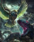 Phoenix Guard Lancer
