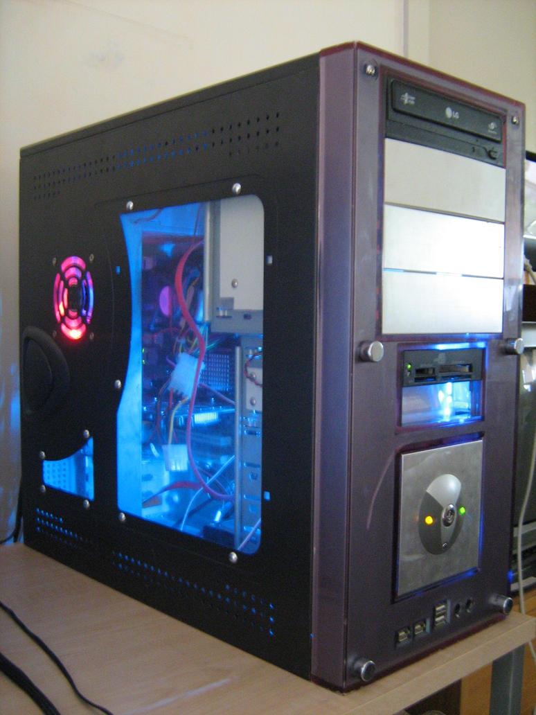 My Computer Box By Kin37ik On Deviantart