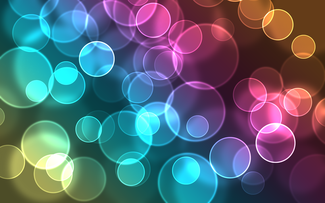 Photoshop Digital Bokeh Wallpaper Background Effect – Migliori