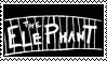 cage the elephant stamp