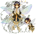 [CLOZED AUCTION] Insect queen