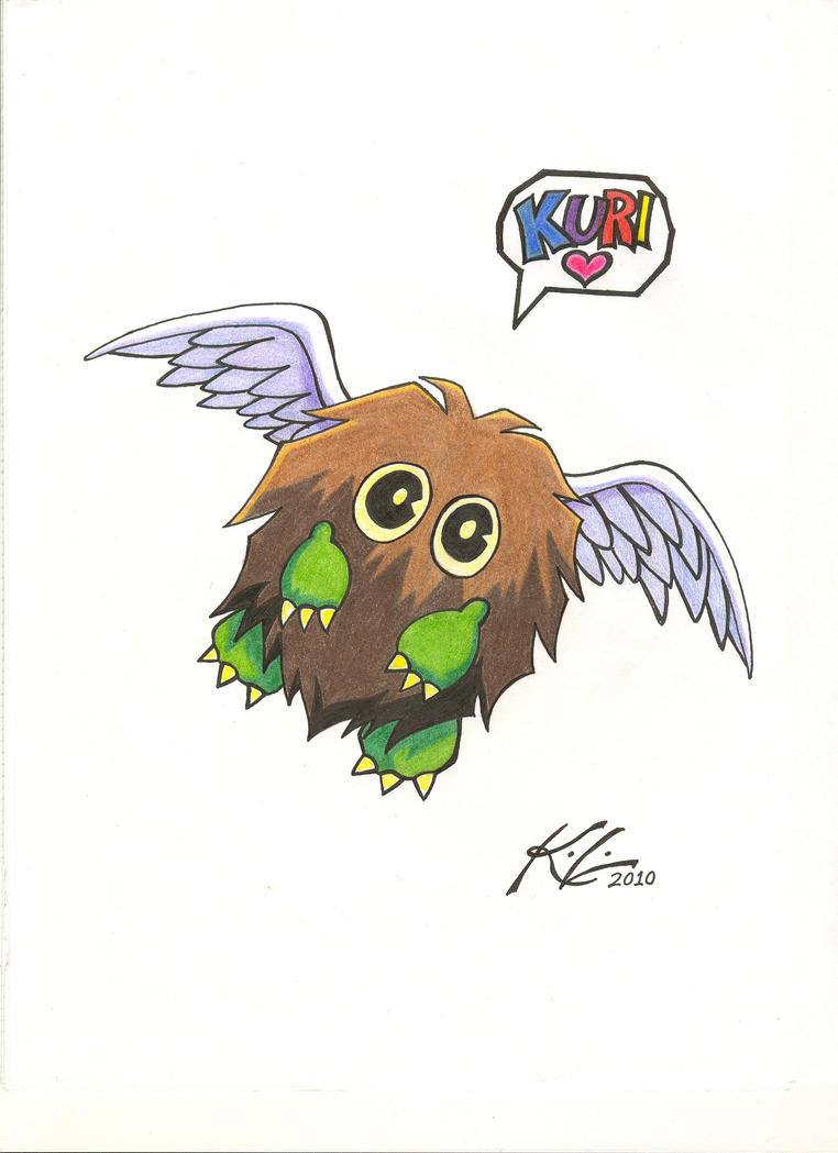Pin Winged Kuri... Winged Kuriboh Lv10