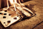 Burning Love by darkHunTer2009