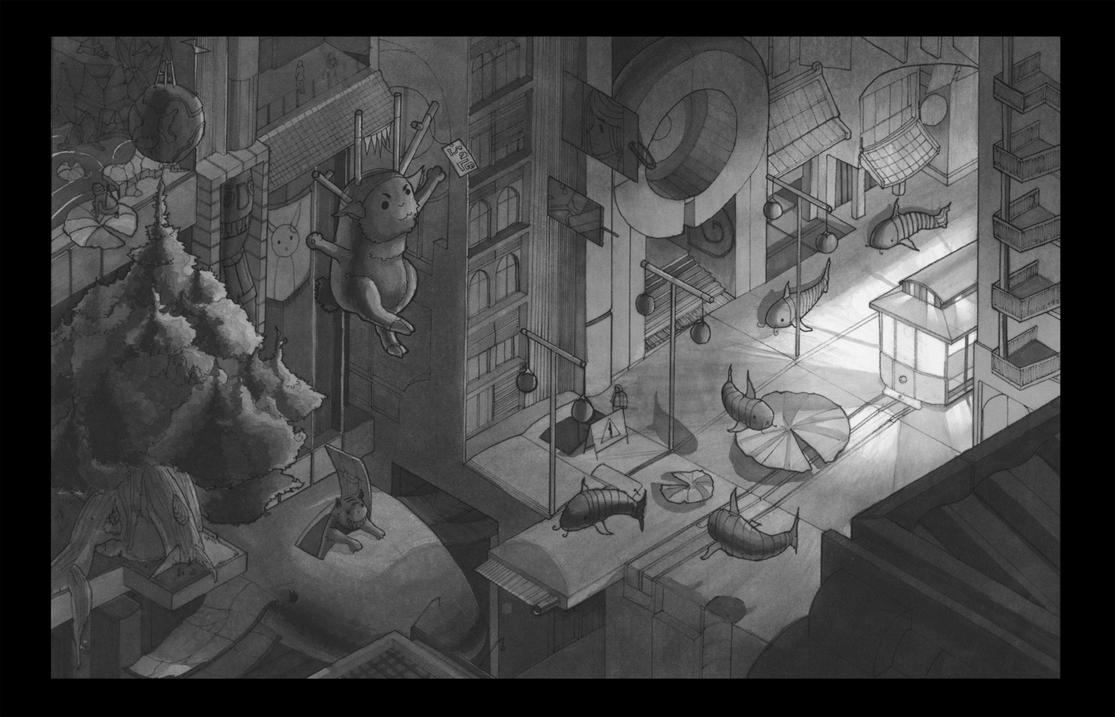 perspective homework1-1 by a-human-works