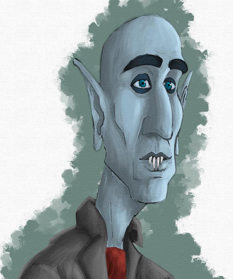 Nosferatu by qpmjcv
