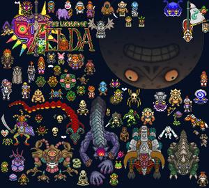 Zelda Montage