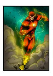The Flash by Torruellasarts