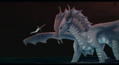 The Seawing That Lost His Mind