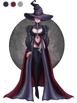 (CLOSED)Adopt auction outfit witch 76