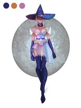 (CLOSED)Adopt auction outfit witch 80