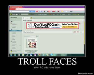 Troll Face's