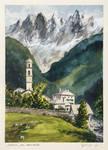 Soglio, Val Bregaglia - pleinair