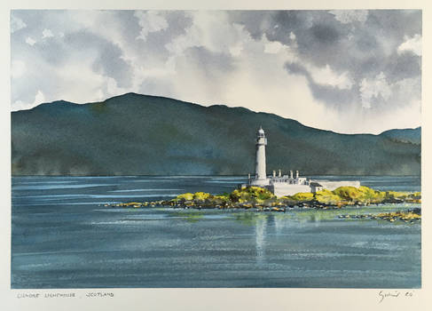 Lismore Lighthouse Scotland