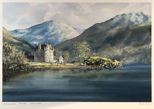 Dunderave Castle Scotland