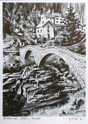 Ponte Dei Salti, Ticino