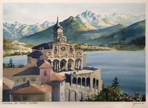 Madonna Del Sasso, Locarno