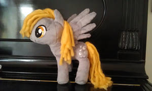 9 inch Derpy on a Piano