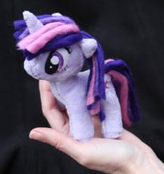 Tiny Twilight Sparkle