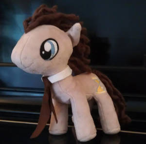 Dr Whooves in formal attire