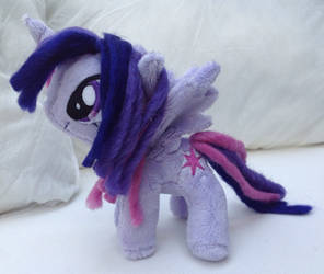 Mini Alicorn Twilight