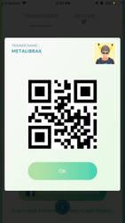 My Pokemon Go QR code