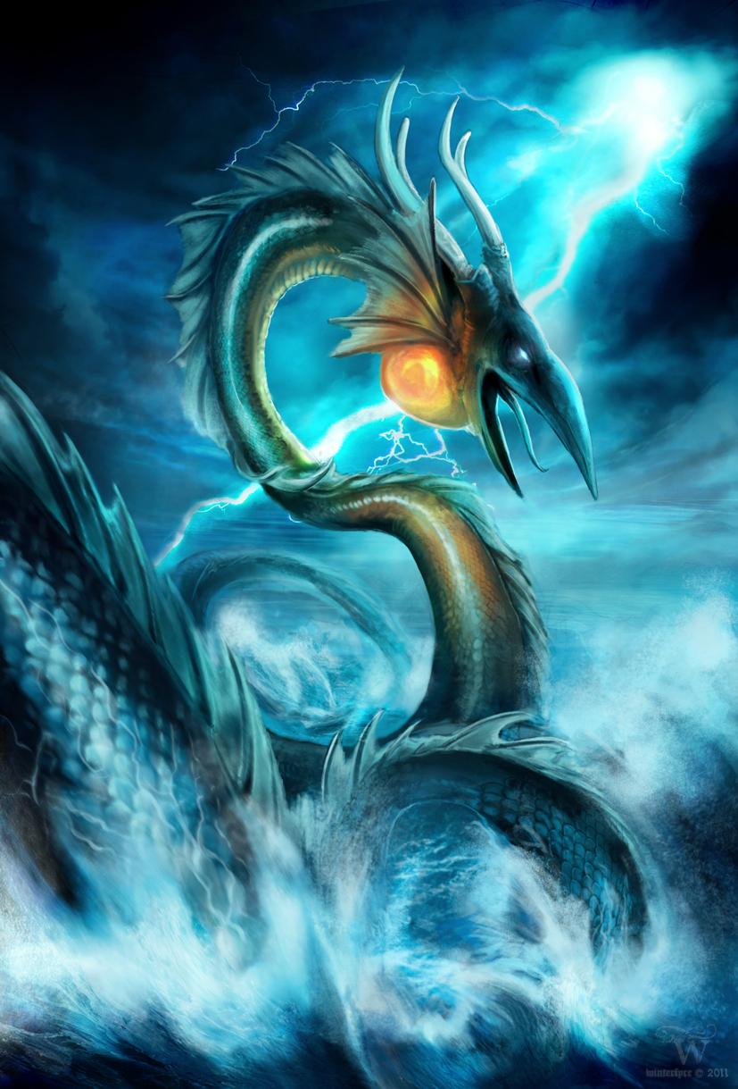 Naga By Skian Winterfyre On DeviantArt