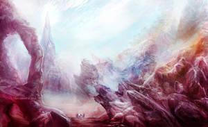 Planet Vertex by skian-winterfyre