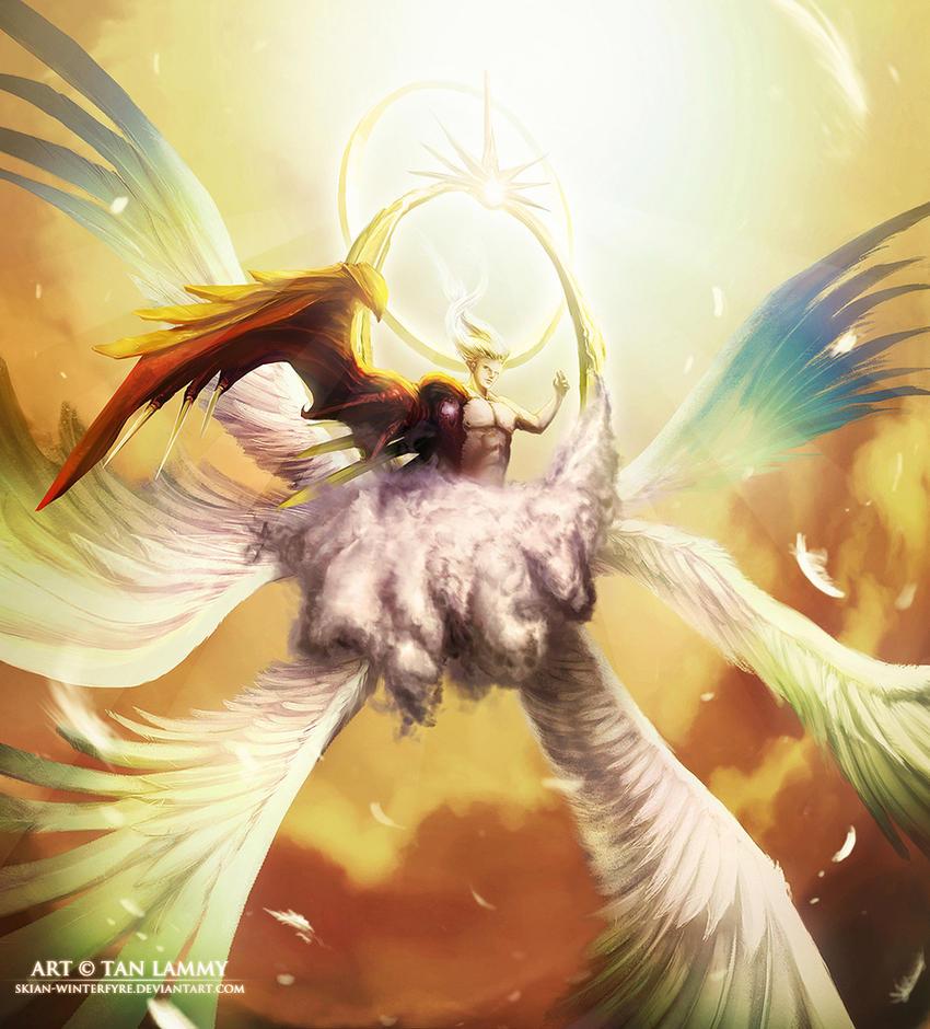 Safer Sephiroth By Skian Winterfyre On Deviantart