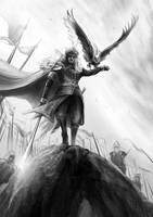 Arabian Knight by skian-winterfyre